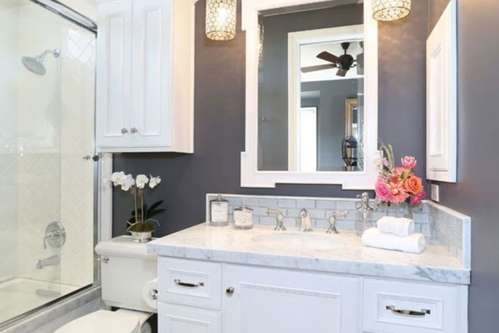 Bathroom Remodel for Less